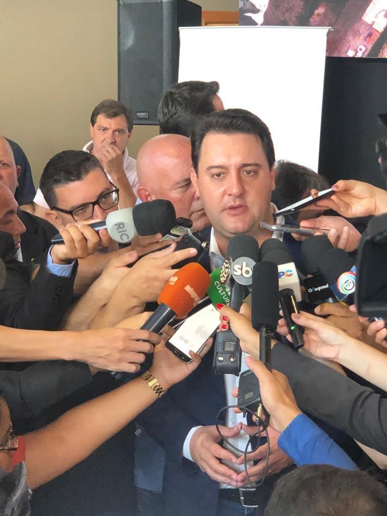 Governador Ratinho participa de lançamento de projeto inovador em Toledo